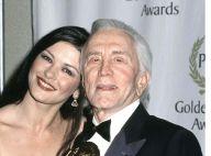 """Mort de Kirk Douglas, vibrant hommage de Catherine Zeta-Jones : """"Dors bien..."""""""