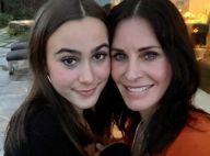 Courteney Cox : Déstabilisée devant sa fille Coco, 15 ans, en robe moulante