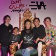 """Eva Queen (Eva Garnier) - Lancement de la capsule """"Don't Call Me Jennyfer"""" de la chanteuse Eva Queen à Paris, France, le 7 février 2020. © Veeren/Bestimage"""