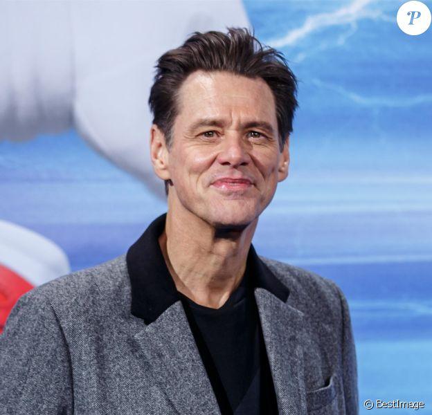 """Jim Carrey - Première du film """"Sonic le film"""" à Berlin, le 28 janvier 2020."""