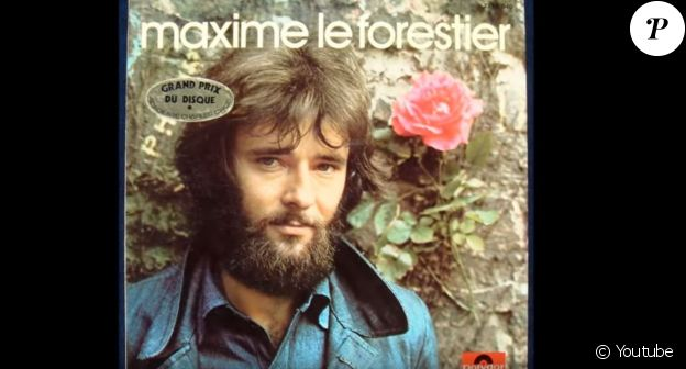 "Chanson ""San Francisco"" de Maxime Le Forestier."