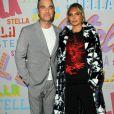 Naissance - Robbie Williams est papa pour la quatrième fois - Robbie Williams and wife Ayda Field - Soirée de présentation Stella McCartney Automne 2018 à Pasadena, Californie, Etats-Unis, le 16 janvier 2018. © AdMedia/Zuma Press/Bestimage