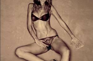 Quand le top model Martina Klein se met à nu... c'est juste magnifique !