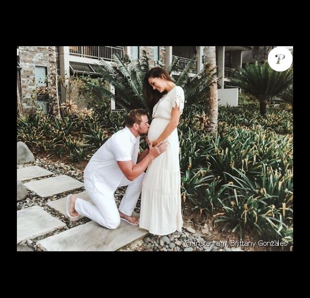 Kellan Lutz et sa femme Brittany Gonzales sur Instagram. Le 31 décembre 2019.