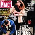 Une de Paris Match, datée du 20 février 2020.