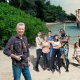 """Les candidats de """"Koh-Lanta 2020"""", saison intitulée """"L'île des héros"""", diffusée à partir du 21 février 2020."""