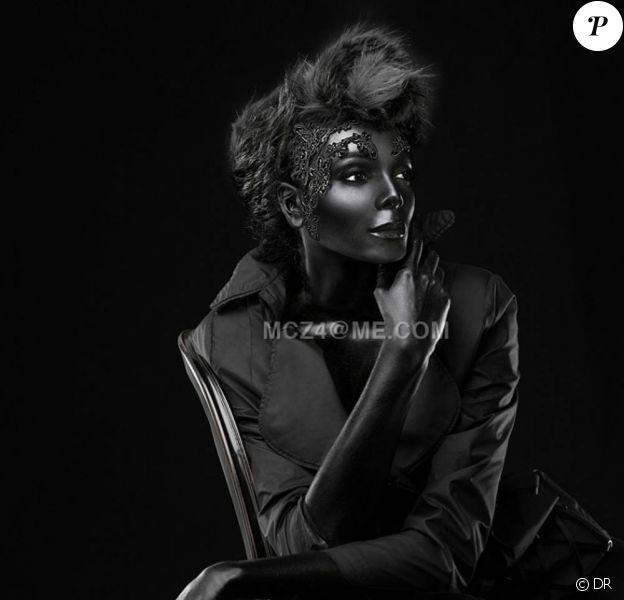 Portrait de Janet Jackson par ses fans