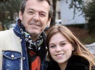 Jean-Luc Reichmann (Léo Matteï) : Ses enfants et sa femme présents en coulisses