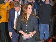Kate Middleton : Talons à paillettes XL pour une soirée au théâtre avec William