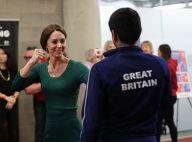 Kate Middleton en baskets : atelier taekwondo pour la duchesse