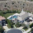 Katie Holmes met en vente sa luxueuse villa à Calabasas pour 4 millions de dollars, Los Angeles, le 25 février 2020.