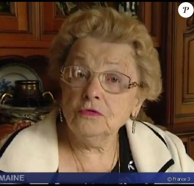 Gabrielle Grandeur, auteure de comptines pour enfant, décédée à l'âge de 99 ans - France 3