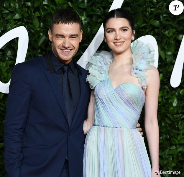 """Liam Payne, Maya Henry - Les célébrités assistent à la cérémonie """"Fashion Awards"""" à Londres, le 2 décembre 2019."""