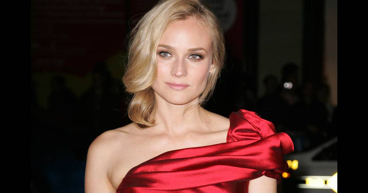 diane kruger se confie je ne suis pas dans la s duction en permanence purepeople. Black Bedroom Furniture Sets. Home Design Ideas