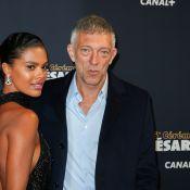 Vincent Cassel taquiné sur son couple avec Tina Kunakey, scintillante aux César