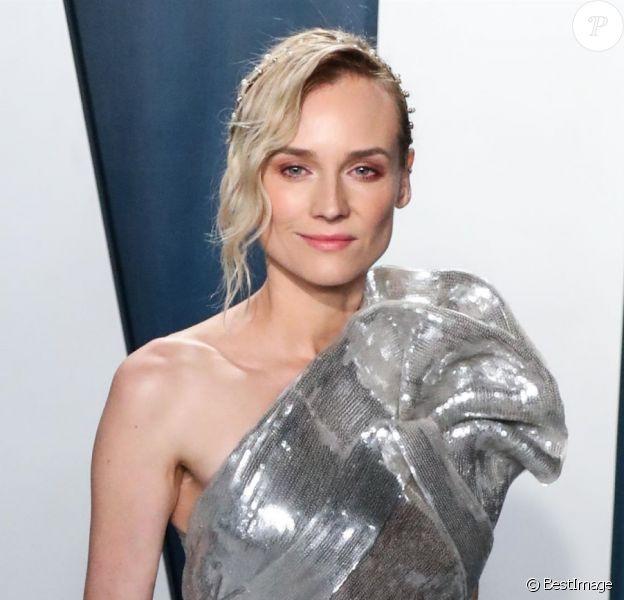 """Diane Kruger - People à la soirée """"Vanity Fair Oscar Party"""" après la 92ème cérémonie des Oscars 2020 au Wallis Annenberg Center for the Performing Arts à Los Angeles, le 9 février 2020."""