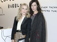 Mélanie Laurent : Vernissage arrosé avec Anna Mouglalis et Charlotte Le Bon