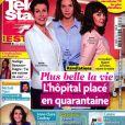 """Magazine """"Télé Star"""", en kiosques le 9 mars 2020."""