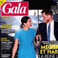 """Couverture du magazine """"Gala"""", numéro du 12 mars 2020."""