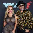 Coco Austin, Ice T - Photocall des MTV Video Music Awards au Prudential Center à Newark le 27 août 2019.