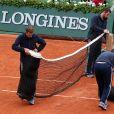 Roland-Garros reporté du 20 septembre au 4 octobre à cause du coronavirus. La décision a été annoncée le 17 mars 2020.