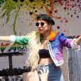 Lady Gaga - Gay Pride à New York, le 28 Juin 2019.