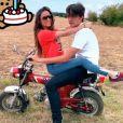 Capucine Anav souhaite un joyeux anniversaire à son chéri Alain-Fabien Delon - 18 mars 2020, Instagram