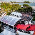"Illustration Red Carpet lors de la montée des marches du film ""Rocketman"" lors du 72ème Festival International du Film de Cannes. Le 16 mai 2019 © Jacovides - Moreau - Borde / Bestimage"