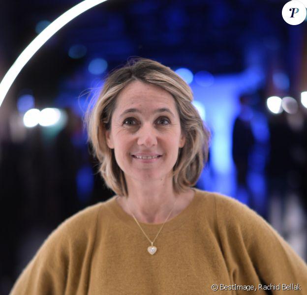 """Exclusif - Alexia Laroche-Joubert - Soirée de lancement du vélo électrique """"Angell"""" par M. Simoncini au Bridge sous le pont Alexandre III à Paris le 19 novembre 2019. © Rachid Bellak/Bestimage"""
