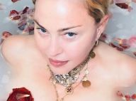 Confinement : Madonna pète les plombs, nue dans sa salle de bain