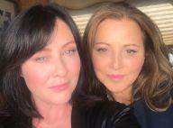 Shannen Doherty : Dévastée par la mort de sa meilleure amie