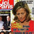 Ici Paris, édition du 25 au 31 mars 2020.