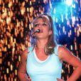 Britney Spears en concert en 1999.