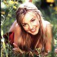 Portrait de Britney Spears en 2000.