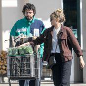 Elizabeth Olsen : Mission course avec son fiancé Robbie Arnett