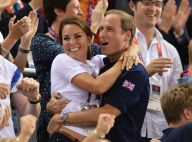 Kate Middleton et William : Leurs rares gestes tendres en images