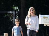Sarah Michelle Gellar : Sortie avec son fils Rocky, les ongles vernis de rouge