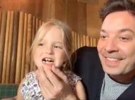 Jimmy Fallon : Sa fille Winnie coupe son interview avec Ciara, enceinte
