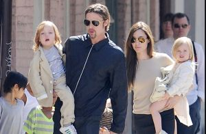 """Angelina Jolie et sa fille dans """"Maléfique"""" : l'adorable Vivienne a bien changé"""