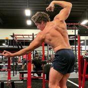 Arnold Schwarzenegger : Son fils Joseph Baena lui rend un hommage musclé
