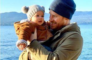Le prince Harry, papa gaga : il donne des nouvelles d'Archie !