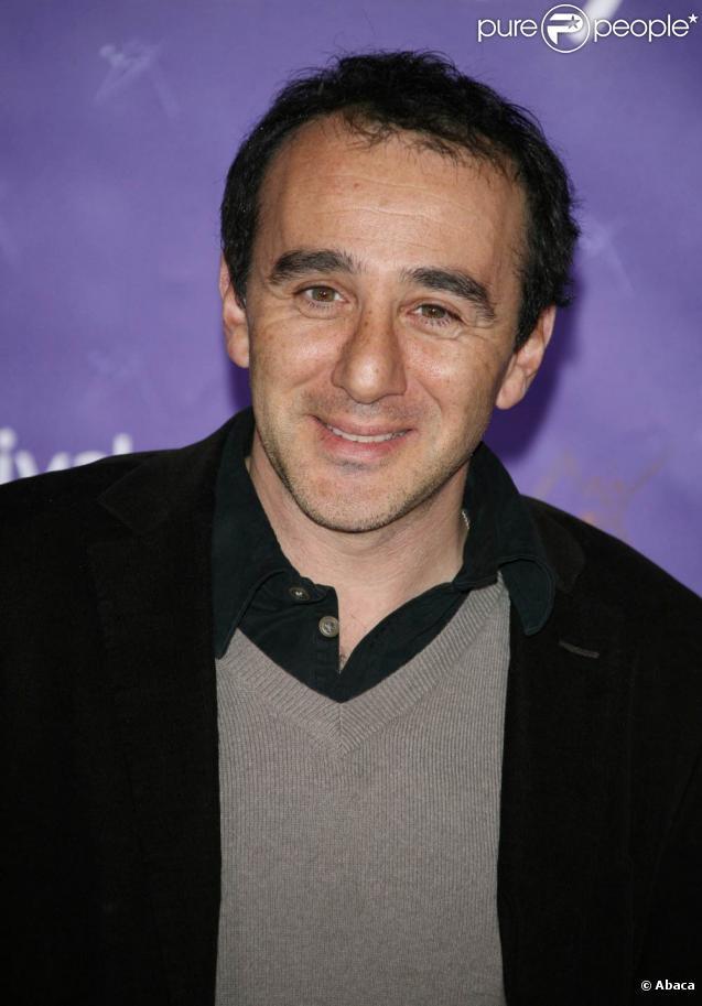 Elie Semoun aimerait refaire ami-ami avec Michel Drucker !