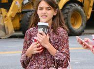 Katie Holmes : Anniversaire à la maison pour sa fille Suri, 14 ans