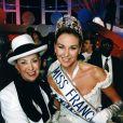 Election de Miss France 1997 Genevieve de Fontenay - Patricia Spehar