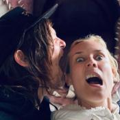 Diane Kruger : Confinée, elle fait la grimace avec son chéri Norman Reedus