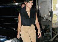 Rihanna : la sentence de Chris Brown lui donne le sourire... elle frôle le look parfait !