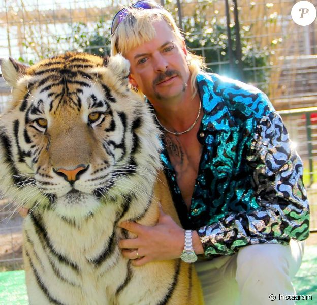 Joe Exotic le 26 octobre 2017 sur Instagram.