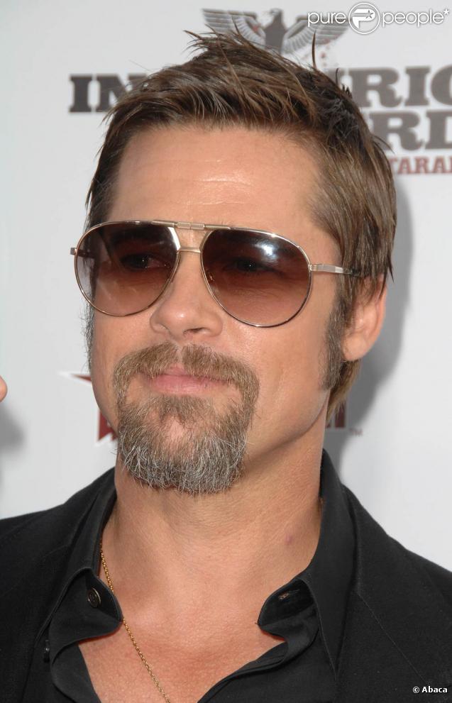 Le beau Brad Pitt