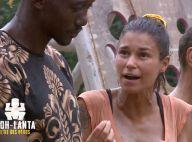 """Inès (Koh-Lanta) agressive avec Moussa : """"Je vais t'en mettre une"""""""