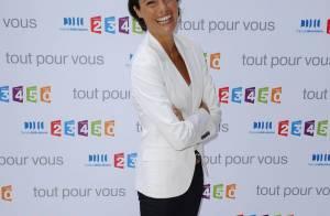 Alessandra Sublet, Carole Gaessler, Marie Drucker et leurs copines... une envolée de jolies femmes pour la rentrée à France Télévisions !